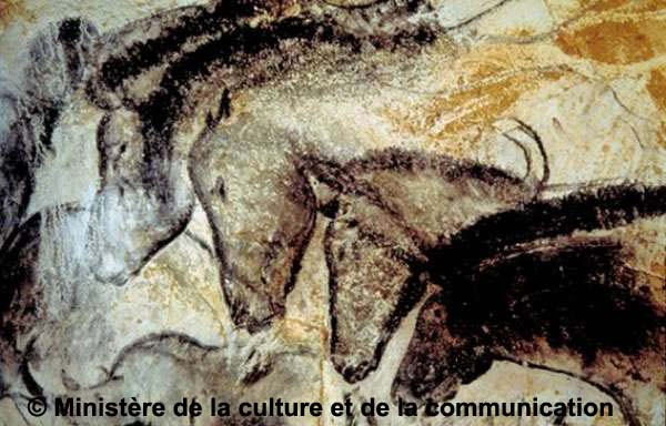 Grotte Chauvet inscrite au patrimoine mondial de l'UNESCO en juin 2014 / Chauvet Cave included in the UNESCO world heritage in June 2014