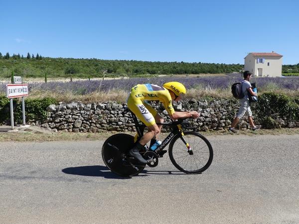 Christopher Froome Tour de France 2016