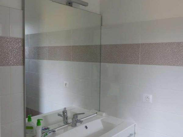Salle d'eau de la suite parentale / En-suite shower room