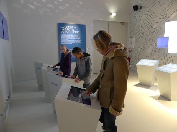Le musée / The museum