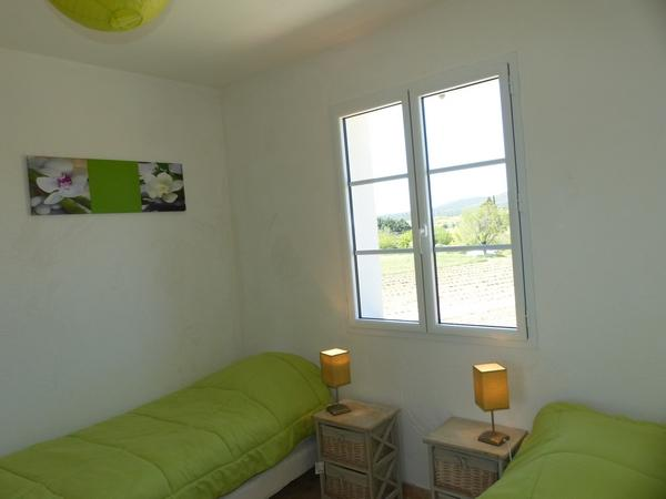 Chambre nord / North bedroom