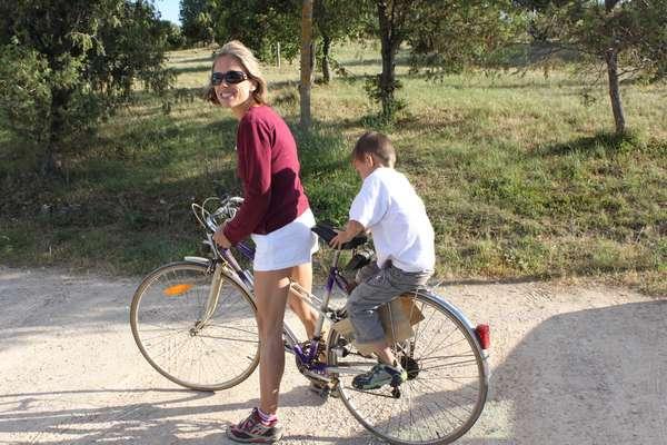 De petites routes idéales pour le vélo / Small roads ideal for cycling