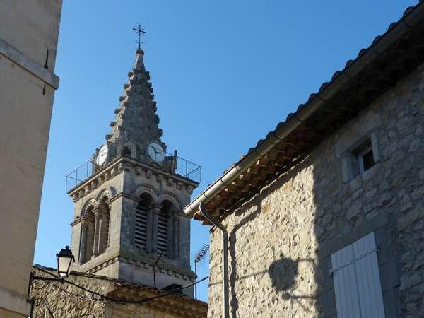 Le clocher / The steeple